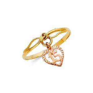 Oro Gold Ring