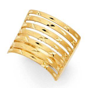14KY Semanario Ring