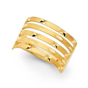 Semanario Gold Ring