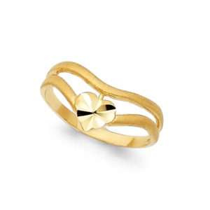 Gold Thumb Ring